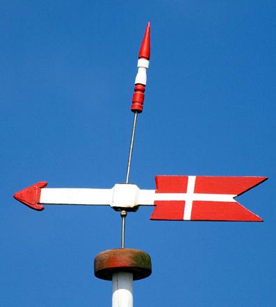 muslimer brænder dansk flag