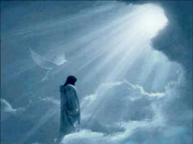 det første lys er ordet talt af gud