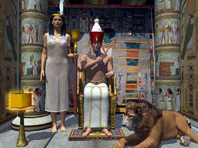 Psykisme-&-Magi-i-Egypten-04-Erik-Ansvang