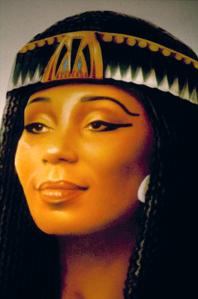 egyptiske kvinder