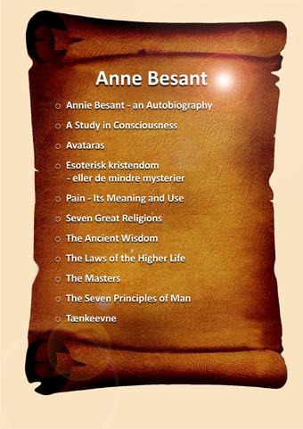 Menu-Litteratur-Annie-Besant