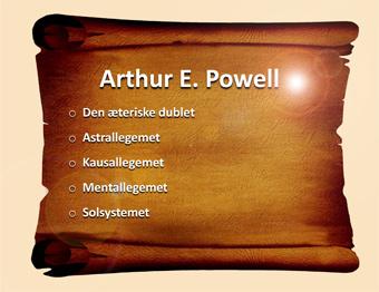 Menu-Litteratur-Arthur-Powell