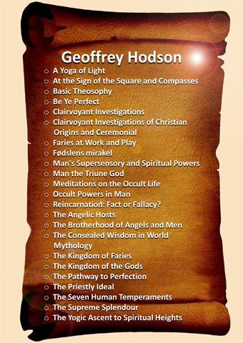 Menu-Litteratur-Geoffrey-Hodson